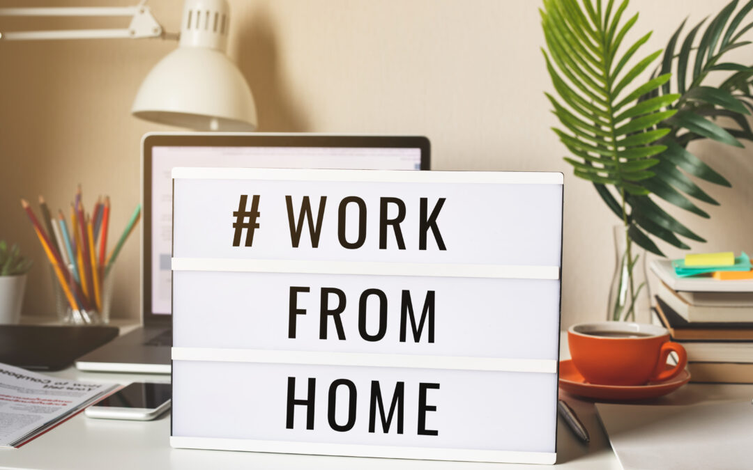 Looking After Your Mental Health While Working from Home